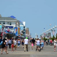 Ocean City Boardwalk police sting nets 61 arrests
