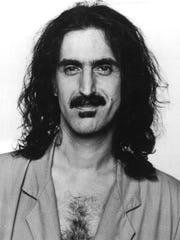 Frank Zappa.