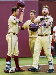 Throughout this weekend's Tallahassee Super Regional,