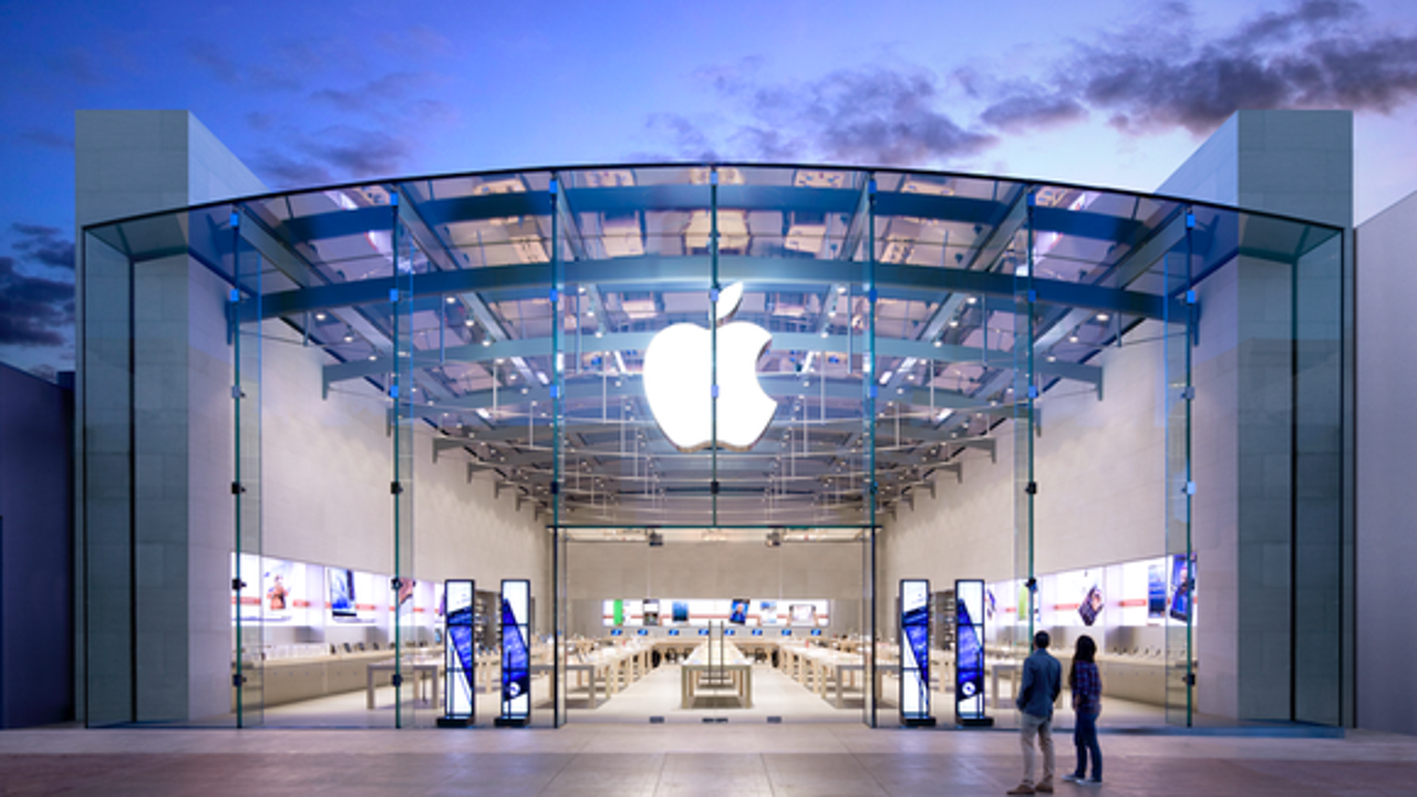 Legendary investor Warren Buffett told CNBC on Monday that his Berkshire Hathaway group nearly doubled its stake in Apple to 133 million shares worth around $17 billion.  Apple is Berkshire Hathaway's second-largest holding. Video provided by TheStreet