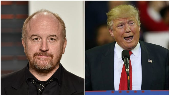 Louis C.K. shared his thoughts on Donald Trump in a long letter to his fans.