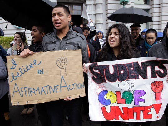 an argument in favor of the affirmative action in the united states The morale basis for affirmative actions arman kanooni  ethical arguments in favor of affirmative action  the united states racial and ethnic identities mark.