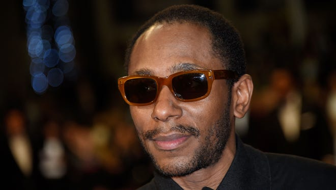 Rapper Yasiin Bey, formerly known as Mos Def, in May 2015 in Cannes.