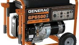 Between May 27 and June 12, someone stole an orange Generac GP6500 watt generator from a property in the 4600 block of State Road 52, in the town of Harrison.