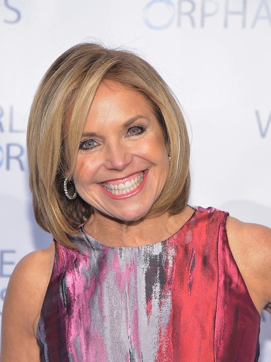 Worldwide Orphans' 10th Annual Gala Hosted by Katie Couric