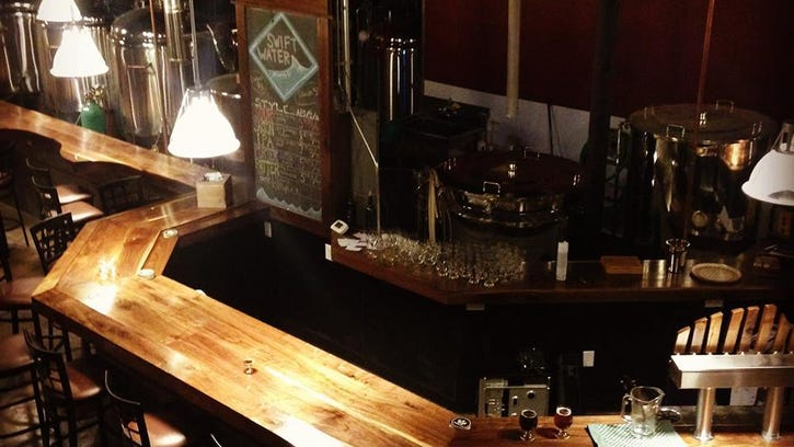 Swiftwater Brewing Company to ease the winter chill