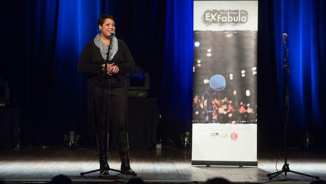 "South Milwaukee Performing Arts Center presents ""Ex Fabula: Risking It"" at 7:30 p.m. Nov. 17."