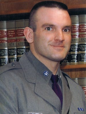 State Trooper Andrew J. Sperr