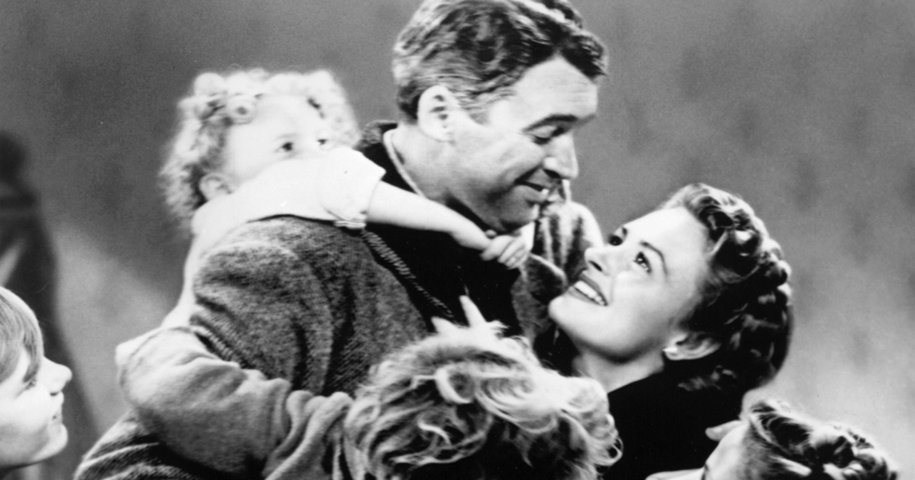 I watched \'It\'s A Wonderful Life\' for the first time on its 70th ...