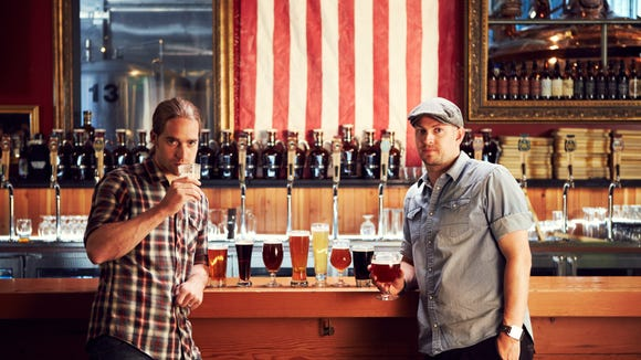 """The """"Brew Dogs"""" visit Delaware Wednesday at 9 p.m. The series airs on the Esquire Network."""