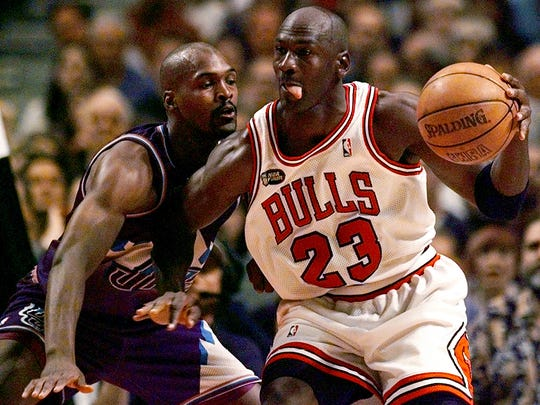 988344caae32 Michael Jordan or LeBron James  Which one is the Greatest of All Time