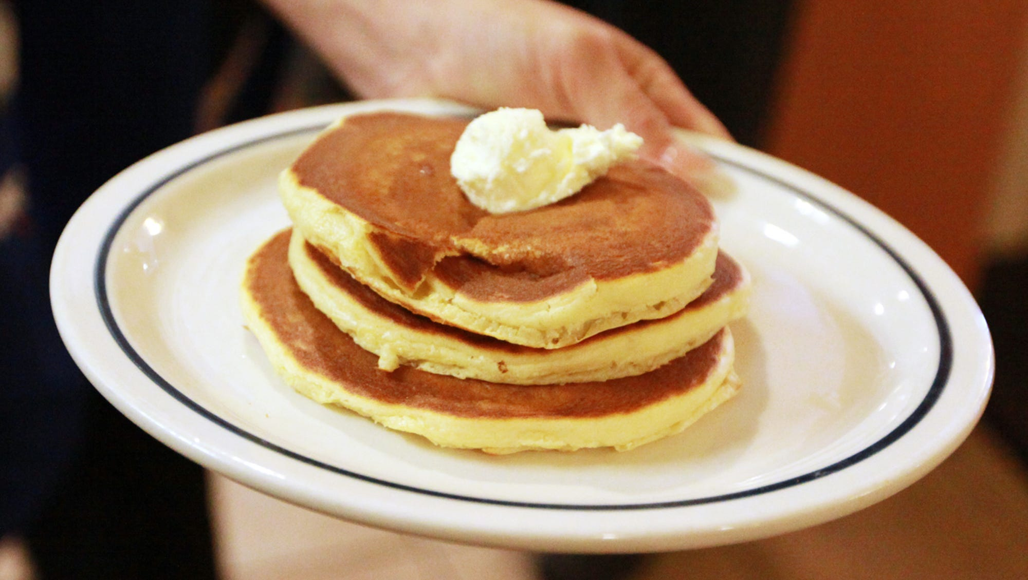 Ihop Free Pancake Day Is Back Tuesday Here Are The Rules