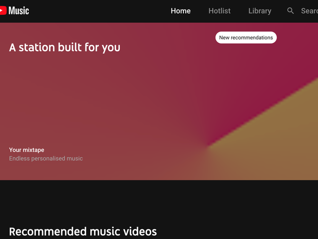 Review: new YouTube Music touts personalized music  Our take: