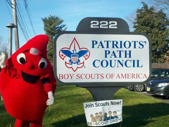 The Patriots' PAth Council of the Boy Scouts will host