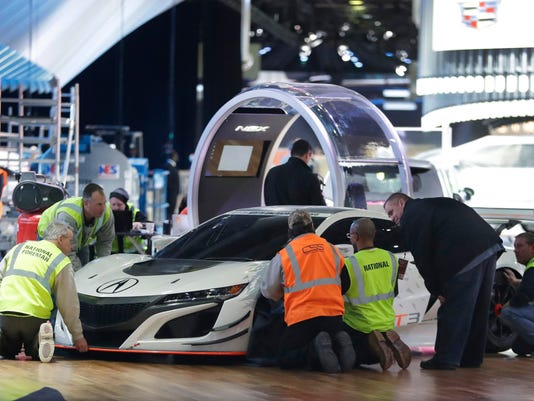 What To Expect Daybyday At Detroits Big Auto Show - Auto show usa