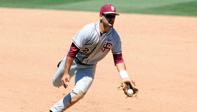 Sansone has started every game at second base for FSU in his career. In 2016, he could see a move to a new position.