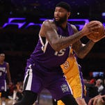 DeMarcus Cousins could be on the trading block this offseason.