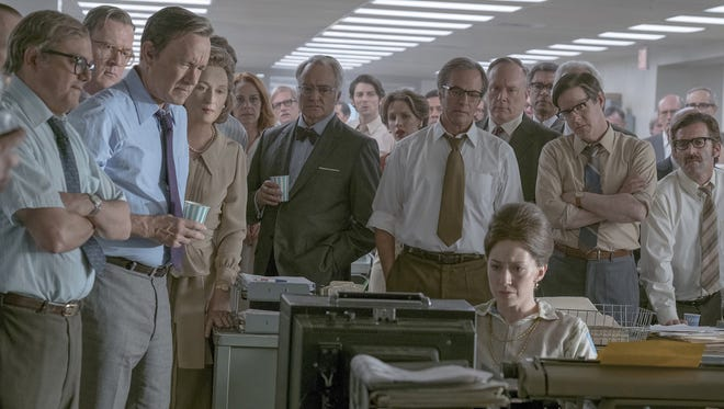 """""""The Post,"""" starring Meryl Streep and Tom Hanks, will be the Opening Nigh Film of the Palm Springs International Film Festival."""