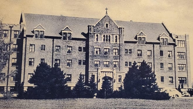 Monroe's Mercy Hospital, founded by the Sisters of St. Joseph, Kalamazoo, was designed by the same Indiana-based architectural firm that created plans for Monroe's St. Mary's College and Academy built in 1931-32.