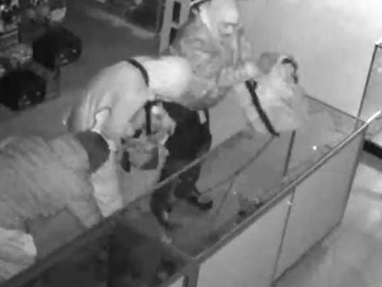 West Manchester theft suspects
