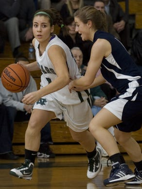 Colts Neck's Lauren Clarke helped the Cougars win a Shore Conference Tournament title and get to a Tournament of Champions final.