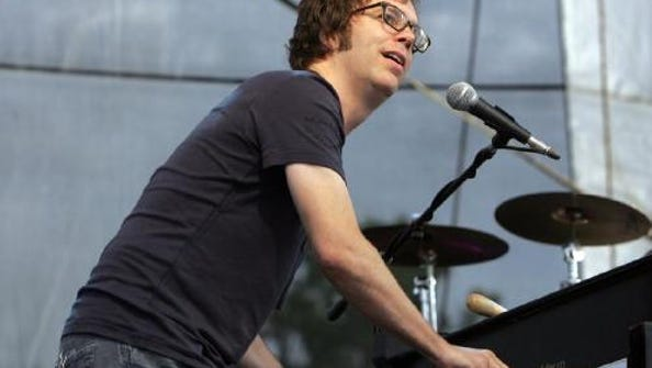 Ben Folds will play the Peace Center on Thursday.