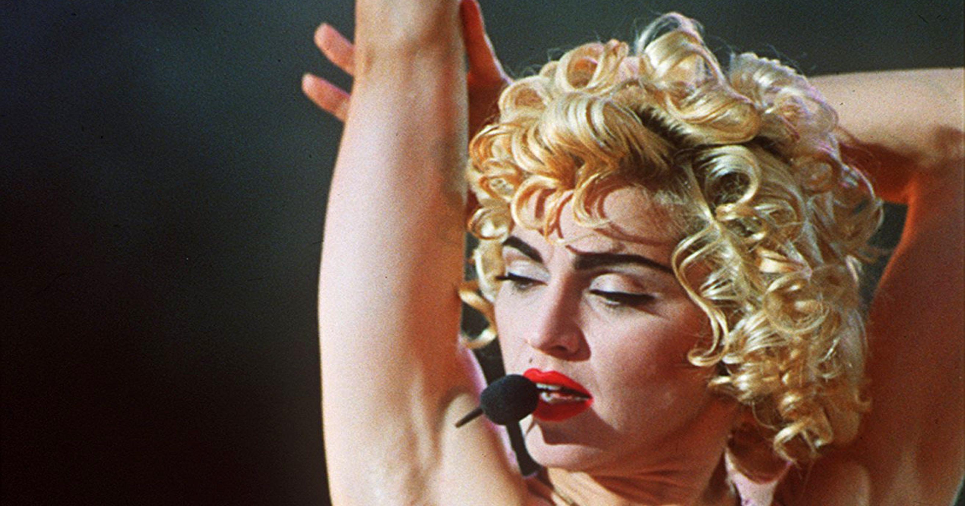 Madonna Virgin Tour Full