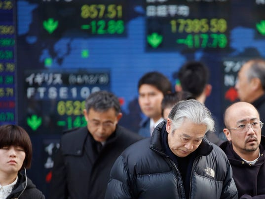 Asian Financial Markets Today 91