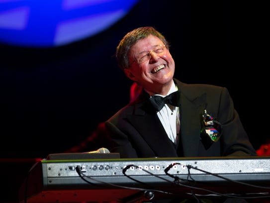 Gap Mangione performs at the Rochester Hall of Fame