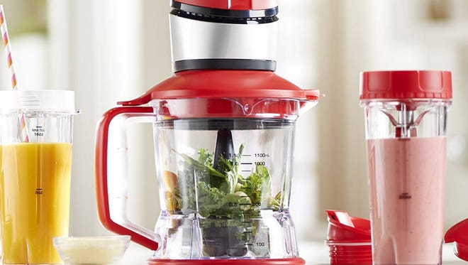 The Nutri Ninja blender is among the everyday items with top-of-the-line tweaks.