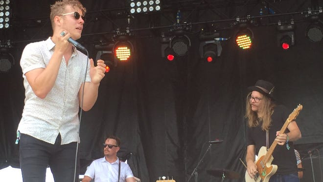 Anderson East at Forecastle Festival
