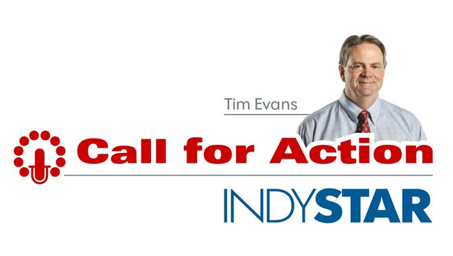 Call IndyStar Call for Action for help with consumer disputes. The free hotline number is (317) 444-6800, and volunteers are available to take your calls from 11 a.m. to 1 p.m. Monday through Friday.