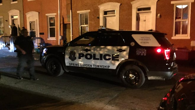 Police investigated a shooting that left one dead near the intersection of George and Maple streets in York on Tuesday.