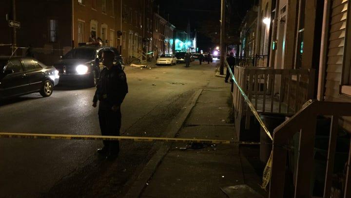 Police ID teen fatally shot in York City