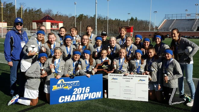 Wheatland-Chili beat Poland 2-0 on Sunday morning to win the Class D state soccer championship.
