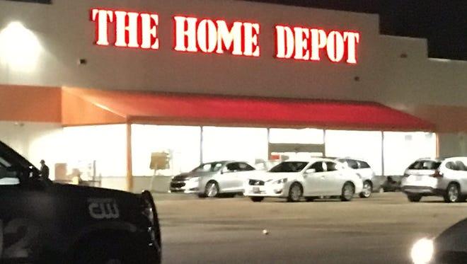 The Clinton Home Depot