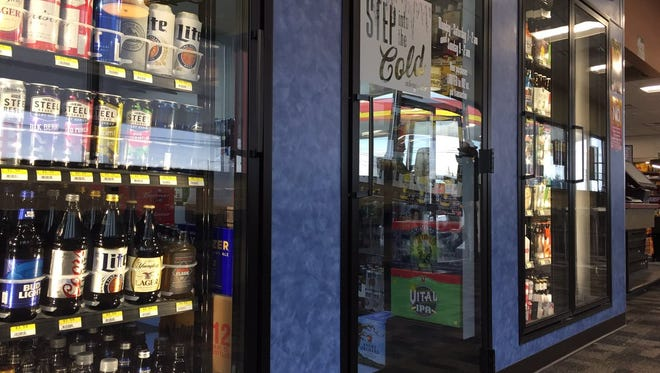 The Rutter's Farm Store in Wrightsville began selling beer in June. The company is looking to open a new beer cave at the store on North Hills Road in Springettsbury Twp.