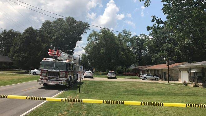One person has died in a stabbing in Shively.