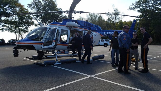 Westchester Police helicopter