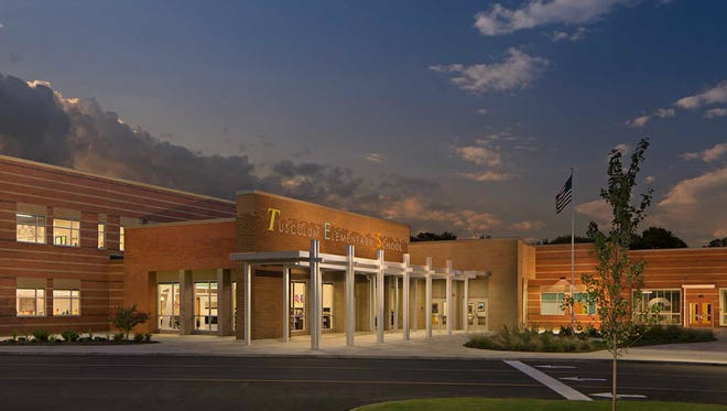 Tusculum Elementary went through an almost $17 million renovation and reopened in August 2017.