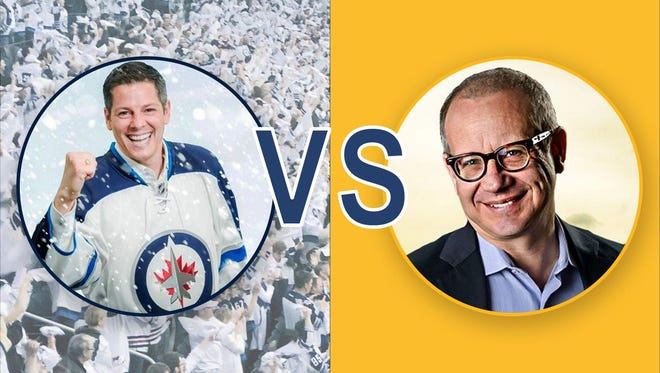 Nashville Mayor David Briley and Winnipeg Mayor Brian Bowman have agreed to a bet ahead of the upcoming series between the Preds and Jets.