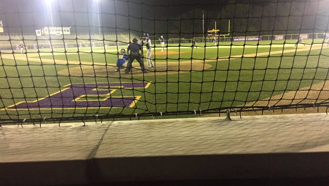 The Cedar Crest baseball team fell to Lampeter-Srasburg 5-0 in the Lancaster-Lebanon League semifinals on Tuesday night.