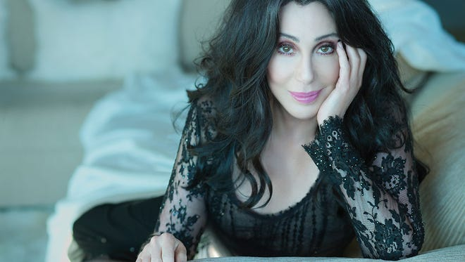 Cher will play Little Caesars Arena on Feb. 12.