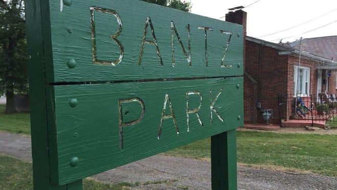 Bantz Park, 798 Salem Ave., York, where two people were shot Saturday night, police said.