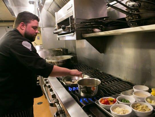 Celebrity chef dies at 540
