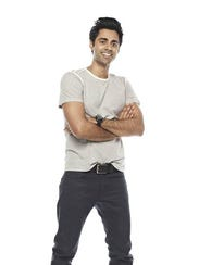 India-born comedian Hasan Minhaj made his first performance