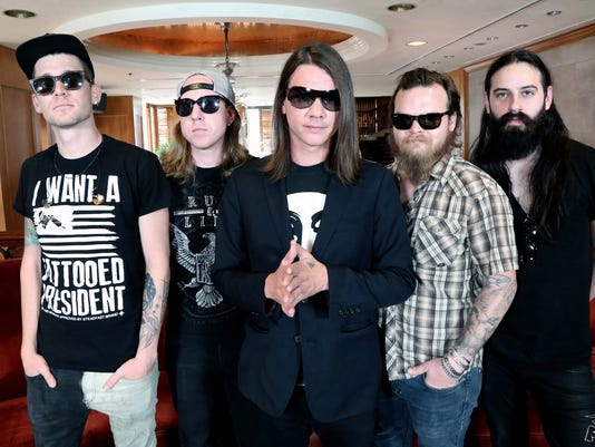 The Red Jumpsuit Apparatus 2014 Official Photo.JPG