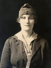 Hildegarde Van Brunt was 19 when she volunteered to