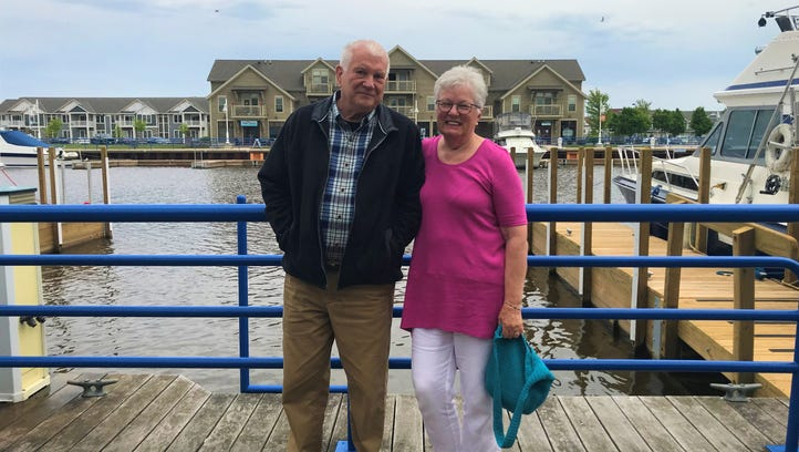 Shared grief gives Plymouth couple second chance at love