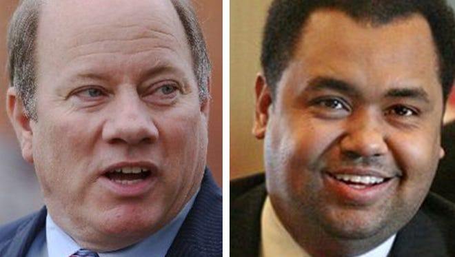 Analysts say they expect a competitive race between Detroit Mayor Mike Duggan and state Sen. Coleman Young II.